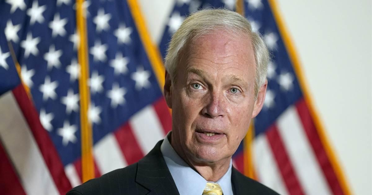 Republican lawmaker says GOP Sen. Ron Johnson's vaccine comments 'hurt' goal
