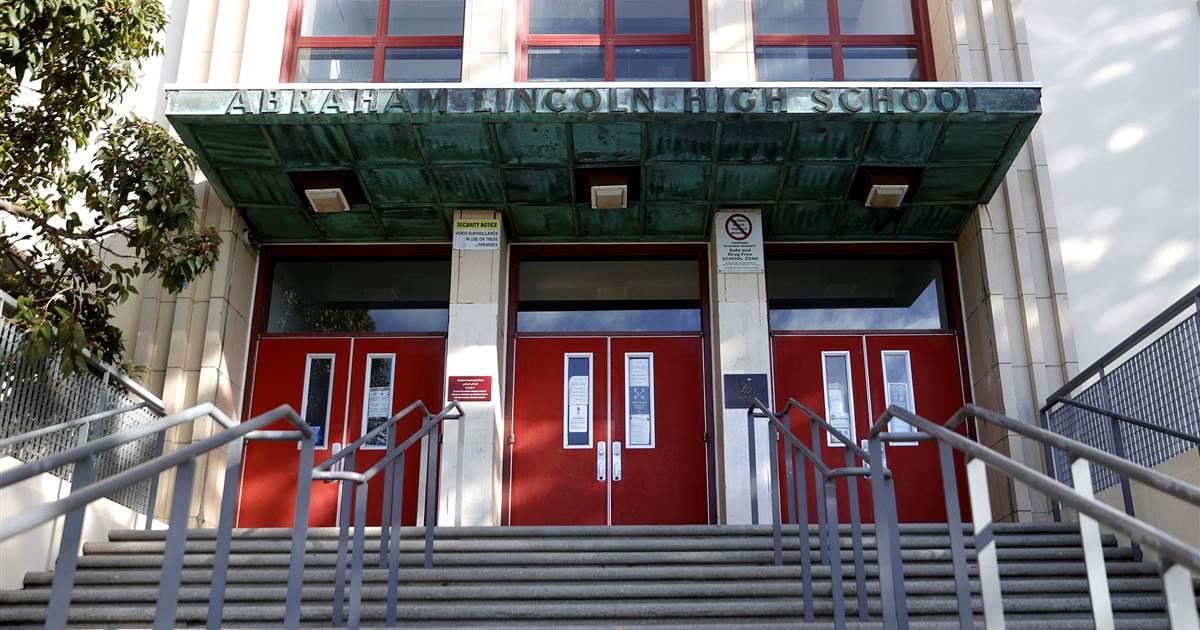 San Francisco board halts process to rename Washington, Lincoln and Feinstein schools