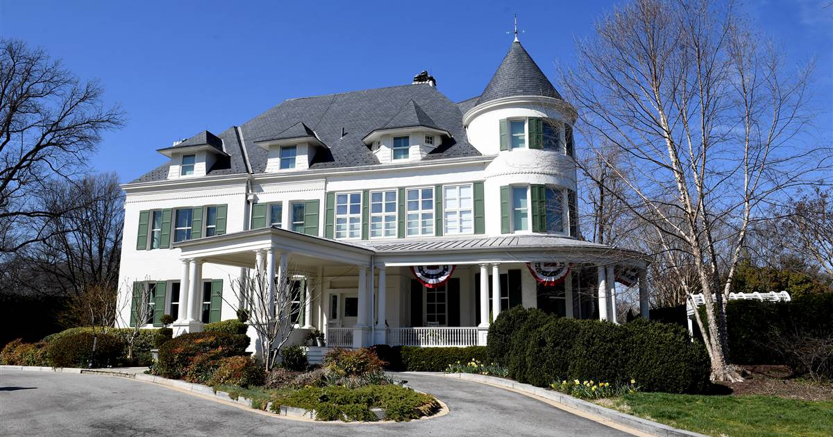 Vice President Harris and husband to move into renovated official residence