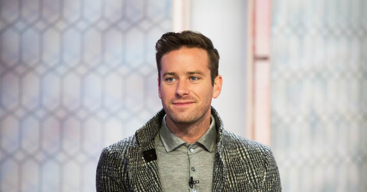 Amid LAPD investigation, Armie Hammer departs Broadway play 'The Minutes'