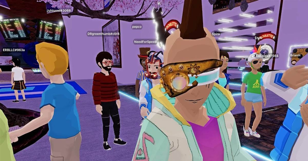 Welcome to Decentraland, where NFTs meet a virtual world