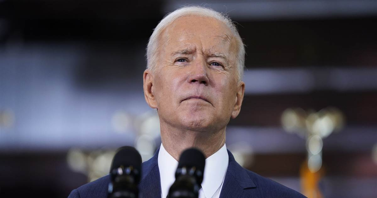 Biden to review executive authority to cancel student debt