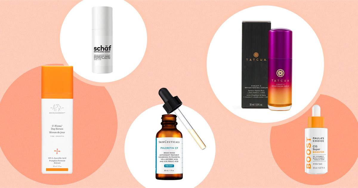 9 best vitamin C serums to fade dark spots and discoloration