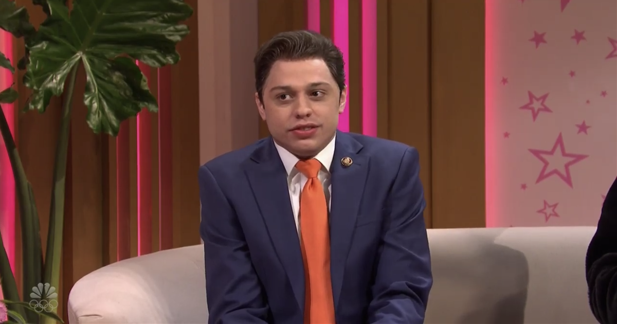 'SNL' roasts Rep. Matt Gaetz over sex trafficking allegations