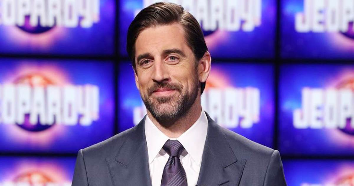 'Jeopardy!' contestant trolls guest host Aaron Rodgers about NFC Championship loss