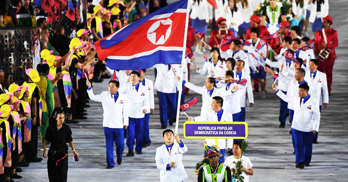 North Korea says it will skip this summer's Tokyo Olympics because of Covid-19