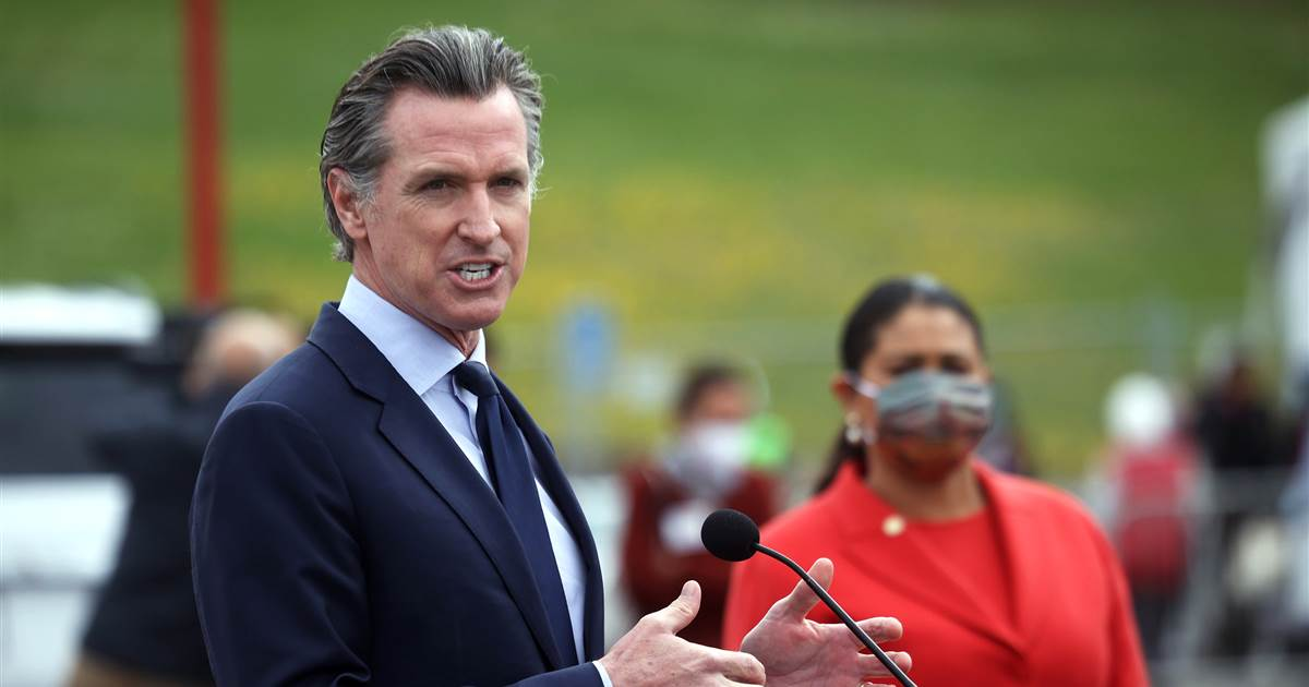 Why the recall effort against California Gov. Newsom isn't history repeating