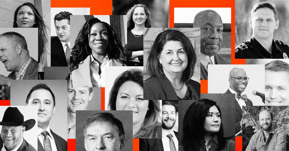Inside the chaotic 23-person race for a single House seat in Texas