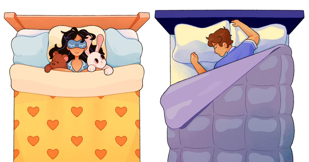 Covid quarantine confirmed that sleeping in separate beds is the best thing for my marriage