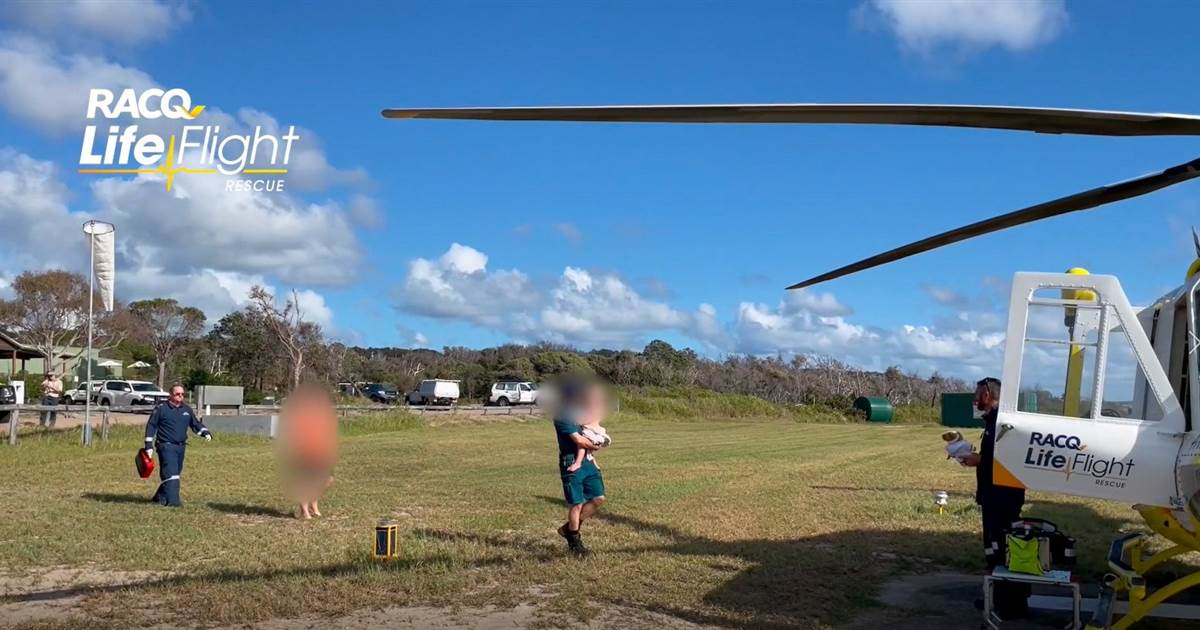 Toddler airlifted to hospital in Australia after dingo attack on Fraser Island