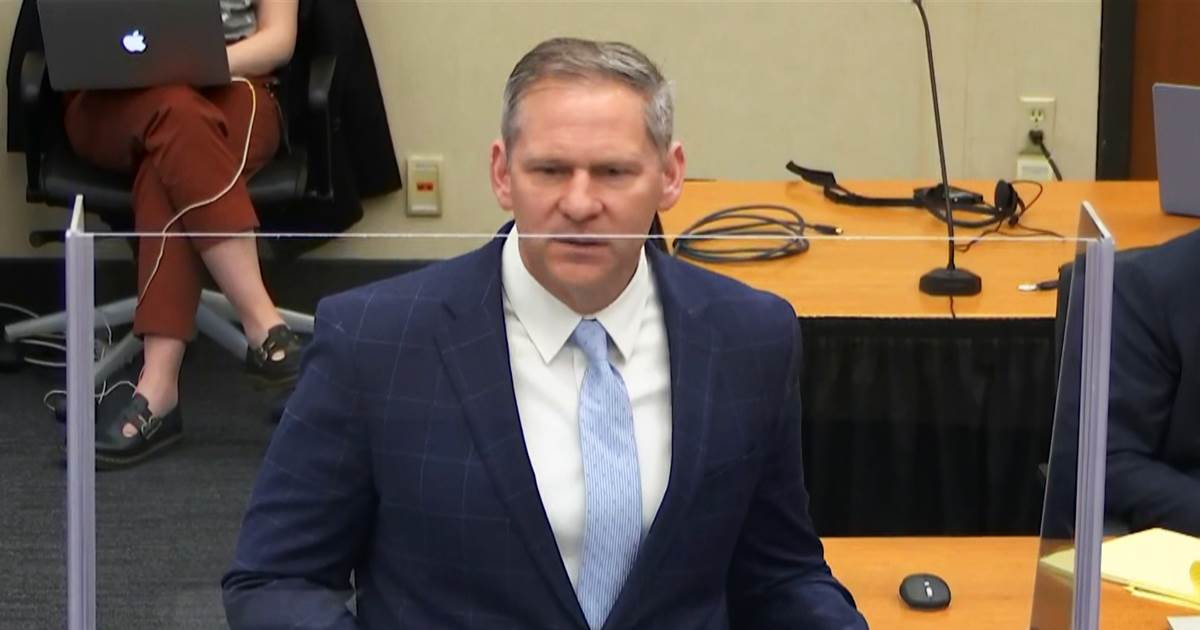 Prosecution takes a pro-police stance in closing remarks of Chauvin trial