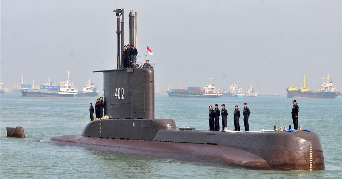 53 sailors presumed dead as Navy says vessel sunk