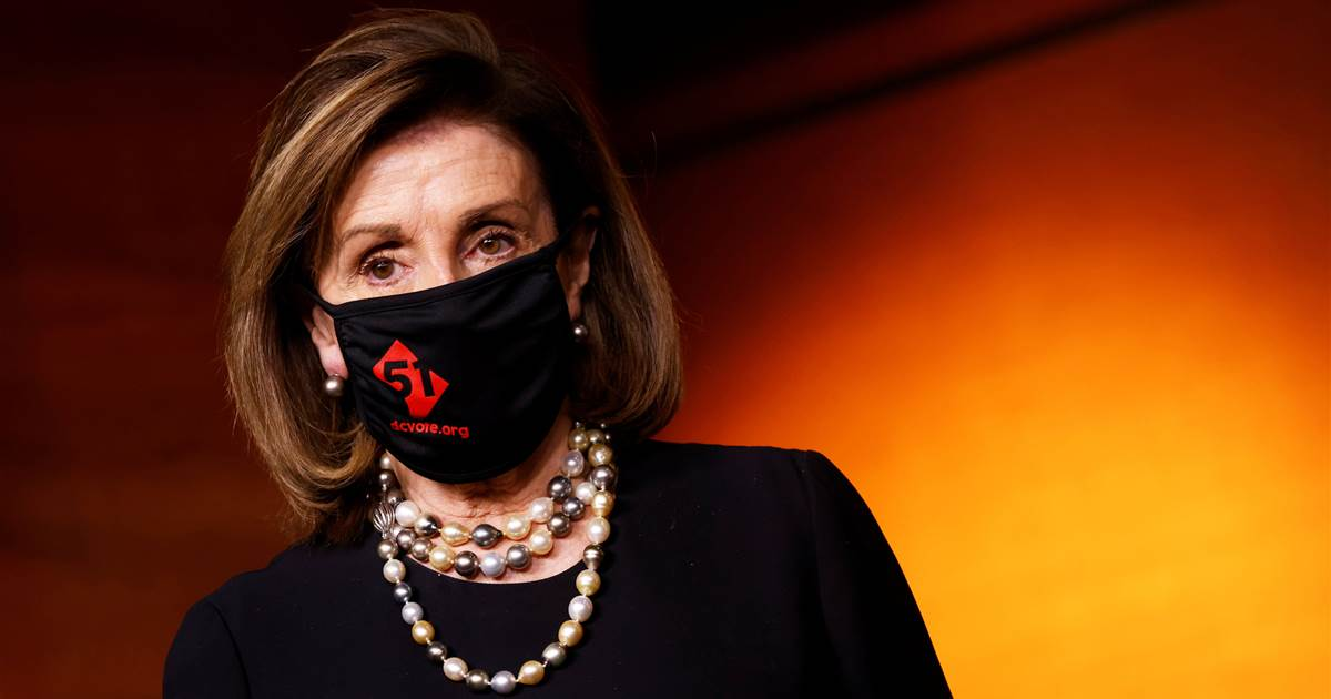 Pelosi offers concessions on bipartisan Jan. 6 Capitol attack commission