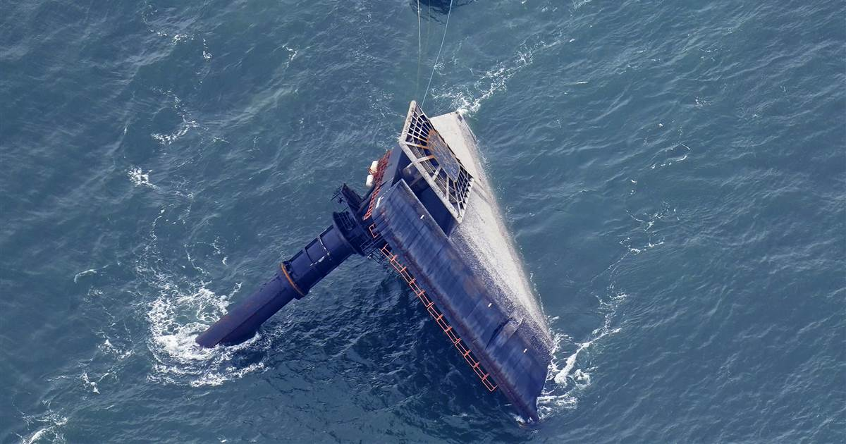 Spouse of lost crew member sues Seacor Power owners for $25 million