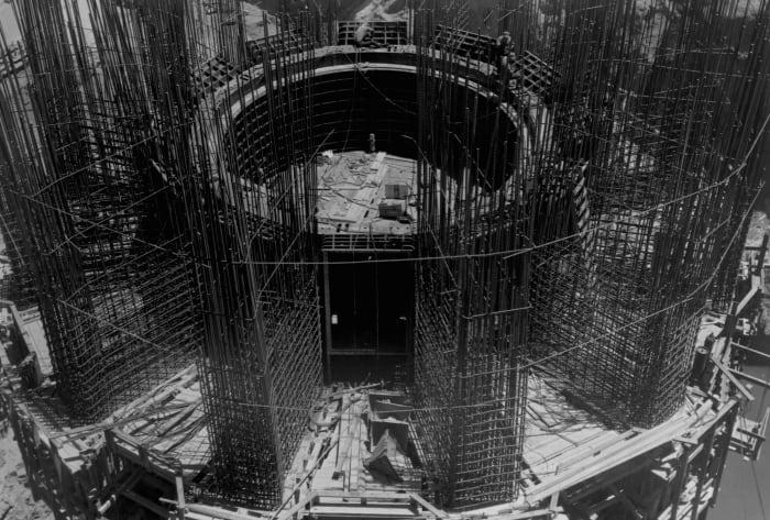 Construction of Hoover Dam, New Deal infrastructure projects