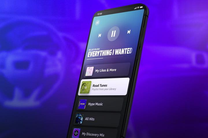 Amazon Music Car Mode