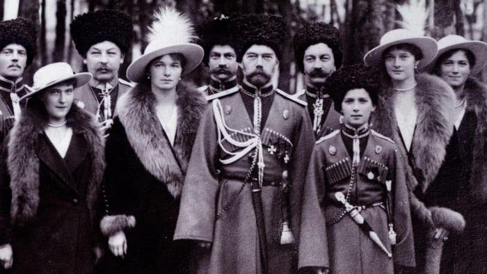 The Romanovs, WWI