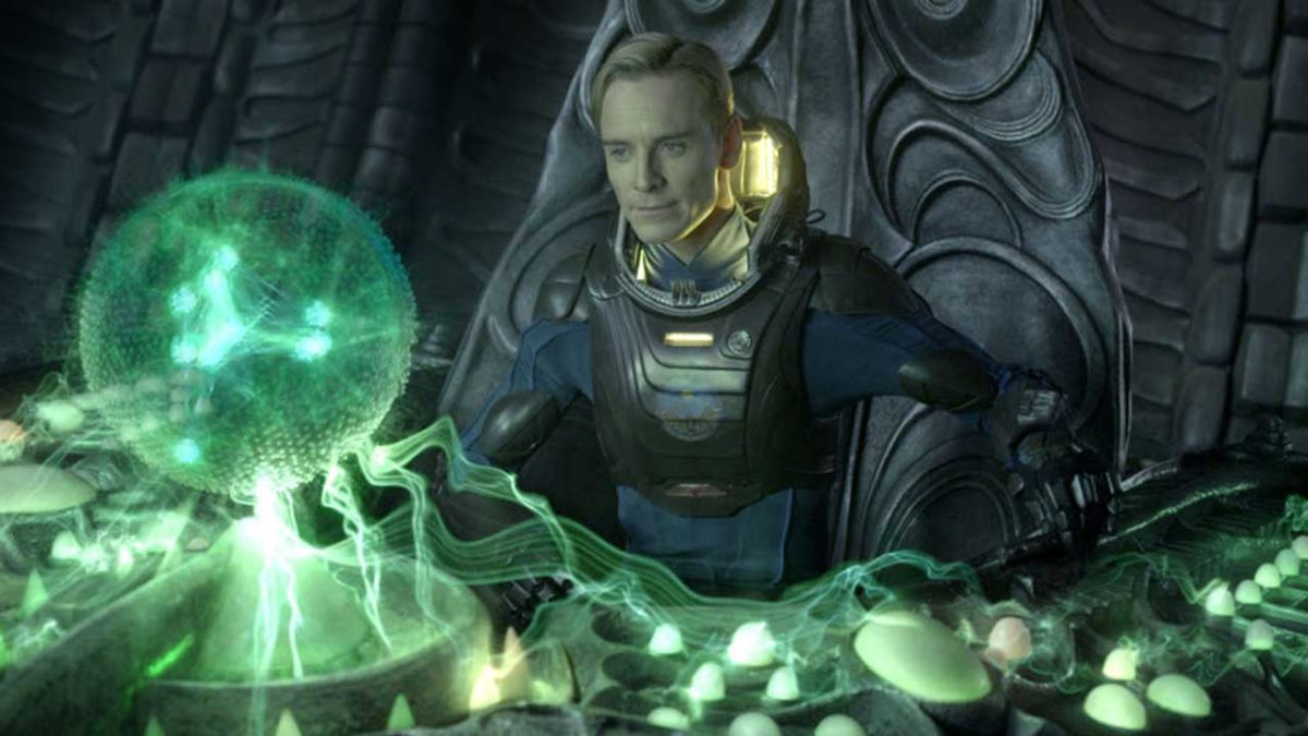 Prometheus: have you noticed the little alphabetical detail that brings the film closer to Alien?  - Cinema News