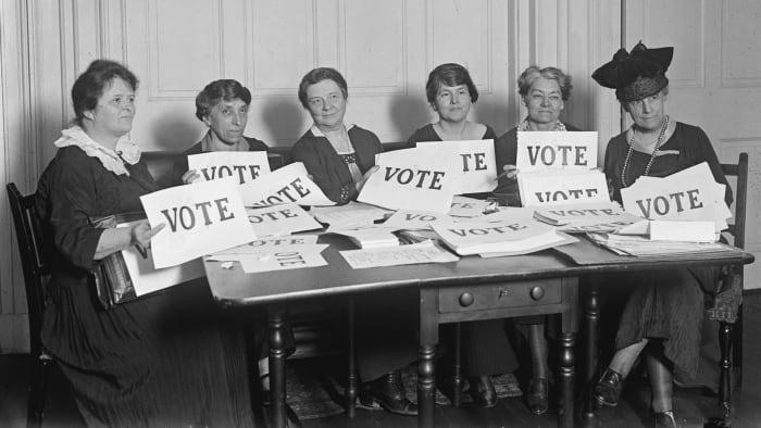 Voting Milestones in America: A Timeline
