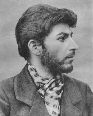 Joseph Stalin, c.  1902