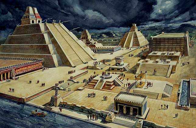These Important Ancient Cities are Lost to Time...Where Are They?