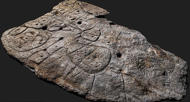 This Ancient Stone Slab is Actually Europe's Oldest Known Map