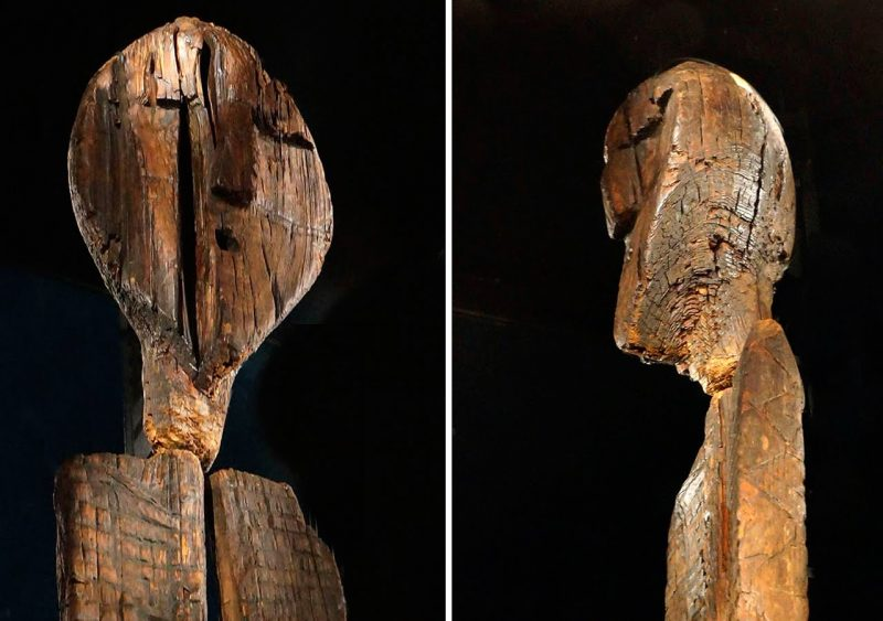Prehistoric Wood Sculpture the Shigir Idol is Officially Older Than Stonehenge!