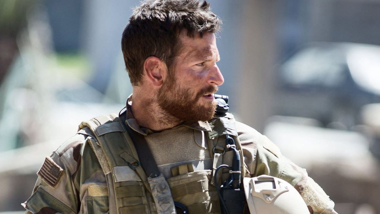 American Sniper on France 2: the impressive physical transformation of Bradley Cooper