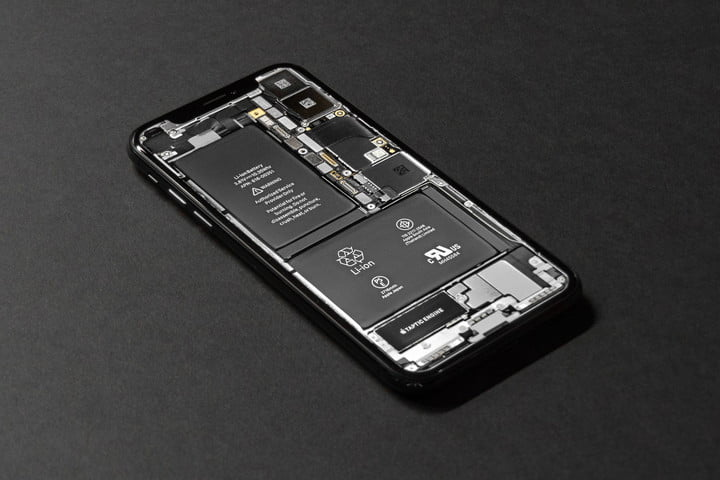 android interior battery