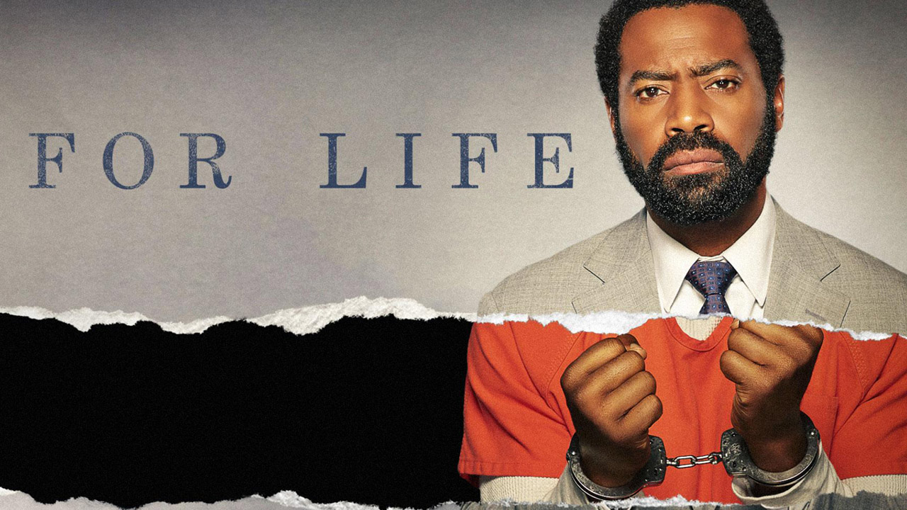 """For Life on TF1: a legal series that goes """"further than normal"""" according to Nicholas Pinnock - News Séries"""