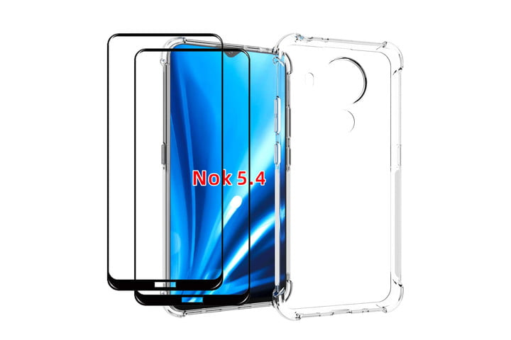 QCMM Protective Cover best Nokia 5.4 cases
