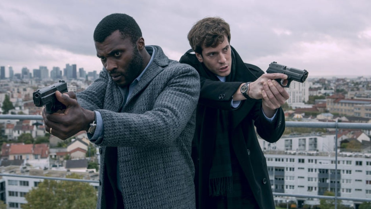 Luther: the first photos of the French remake which arrives at the end of May on TF1
