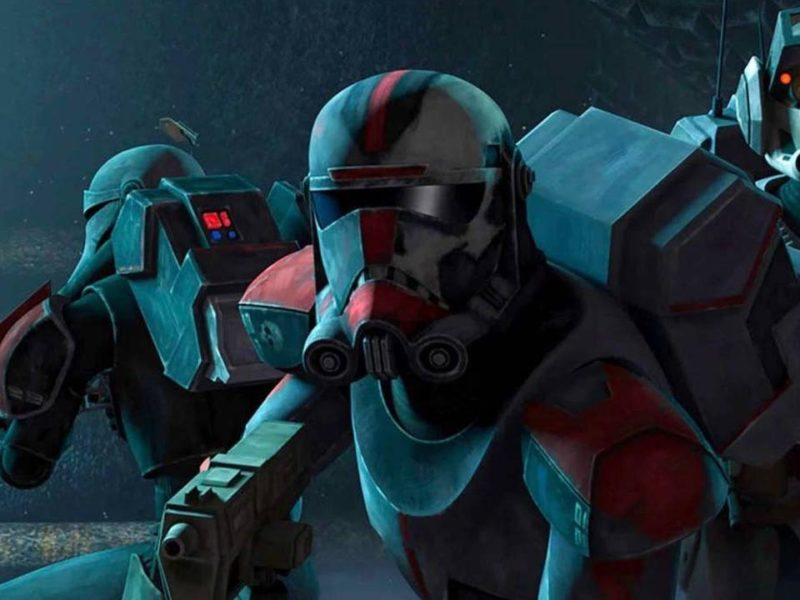 The Bad Batch on Disney +: the first episode reveals major information on the Star Wars clones - news series on tv