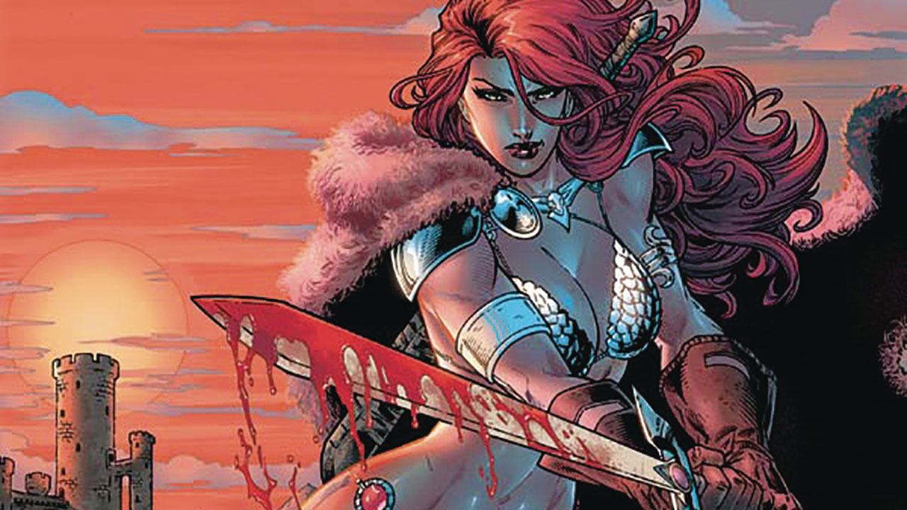 Red Sonja: the villain of Ant-man 2 will be the barbarian warrior