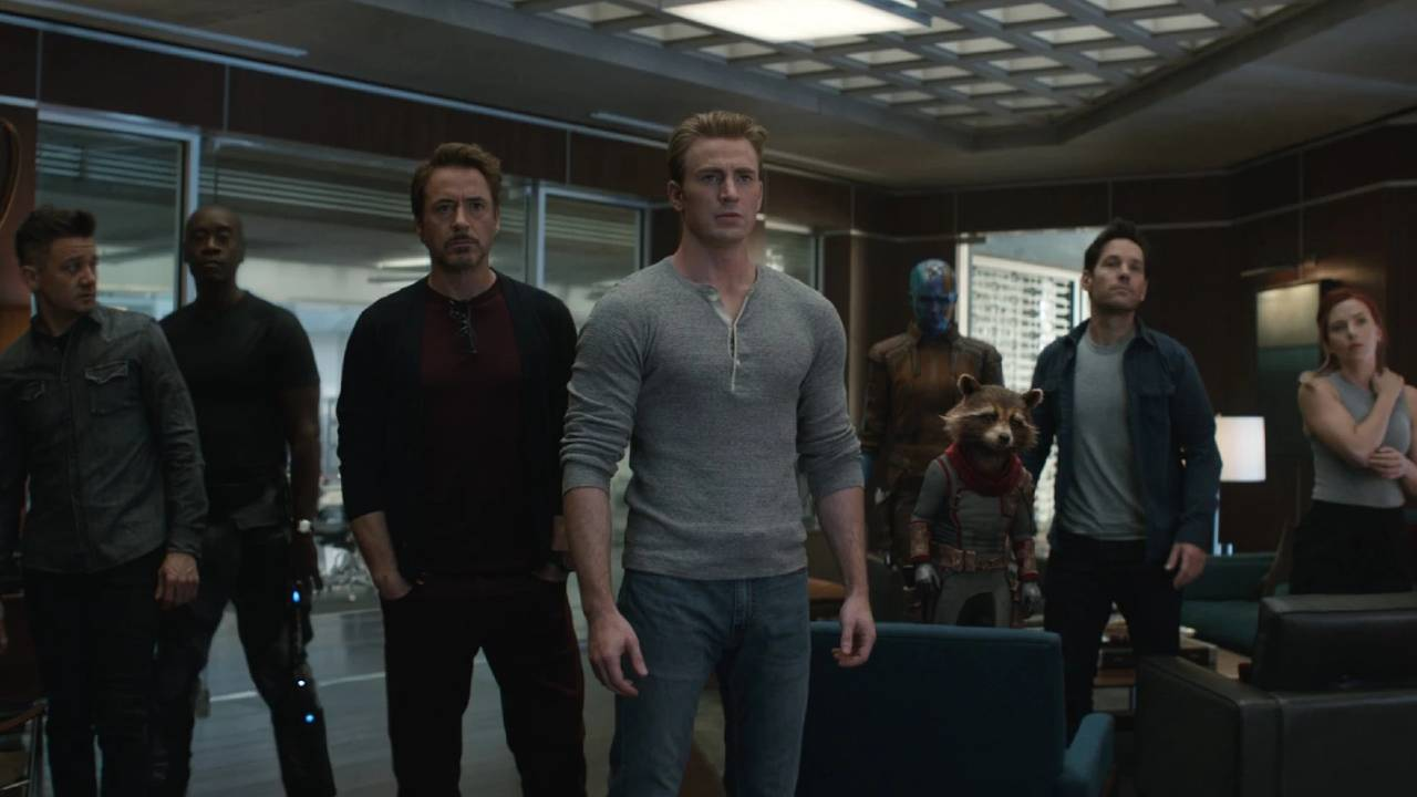 Avengers Endgame: this spectator has seen the movie 191 times