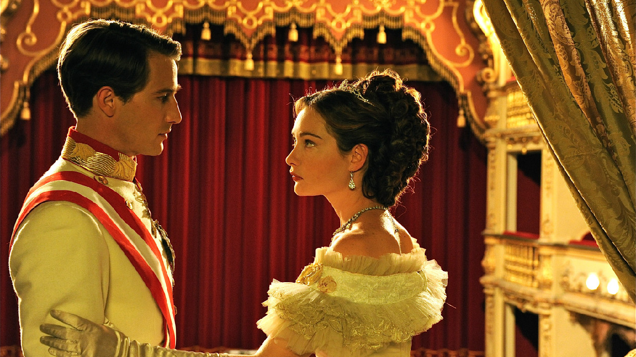 Sissi, birth of an empress on Chérie 25: what is this historical mini-series?  - News Series on TV