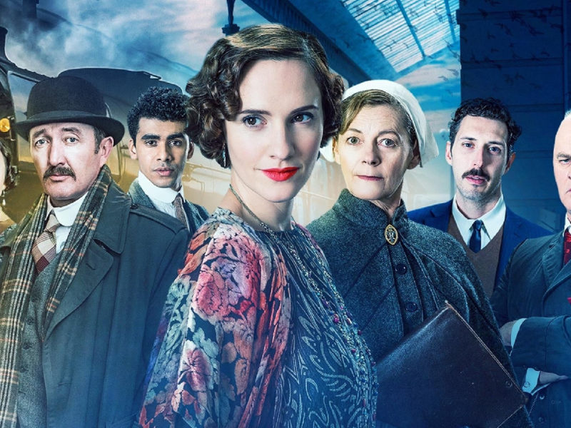 The Florence Nightingale affair: Agatha Christie leads the investigation on France 3