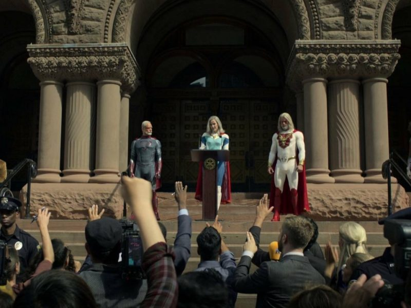 Jupiter's Legacy on Netflix: what does the press think of Mark Millar's superheroic series?  - News Series on TV