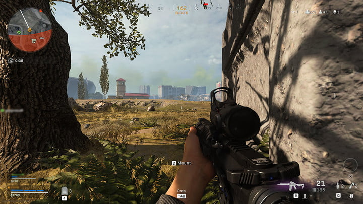 CoD Warzone bullet trails