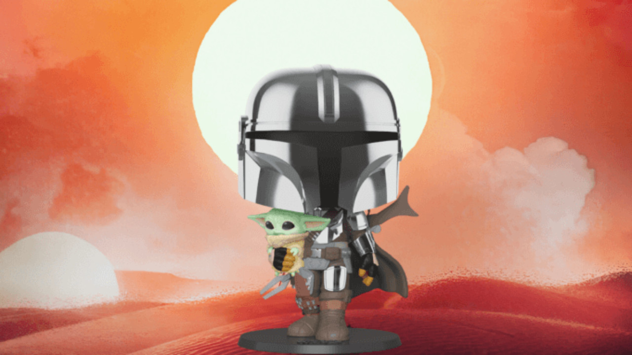 Star Wars: Discover A Short Film The Mandalorian With Funko Toys!  - Cinema News