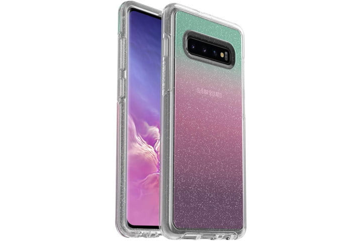OtterBox Symmetry Clear Gradient Energy Case for Samsung Galaxy S10 Plus