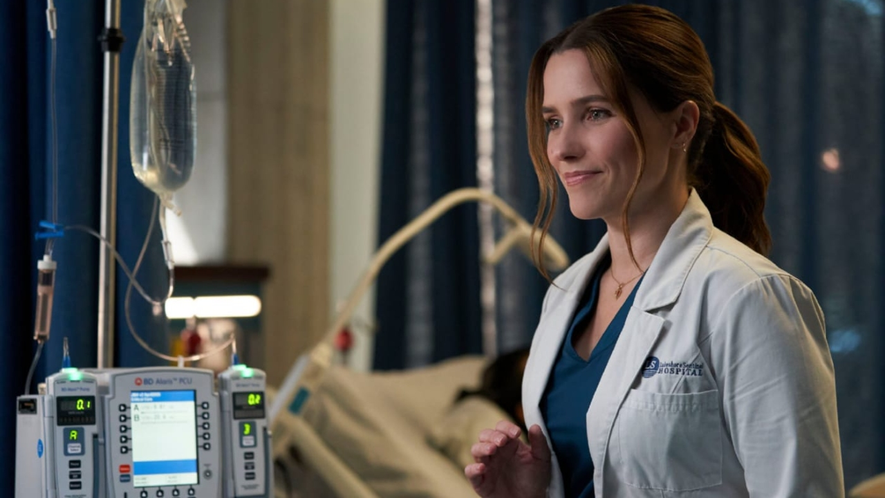 Good Sam: the trailer for the new medical series with Sophia Bush (Les Frères Scott) - news series on tv
