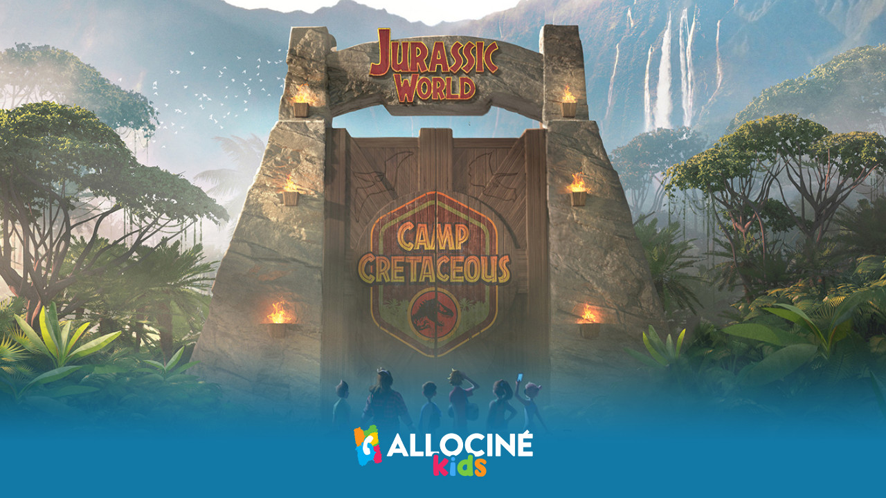 Jurassic World on Netflix: at what age should you start seeing the animated series La Colo du cretaceous with your children?  - News Series on TV