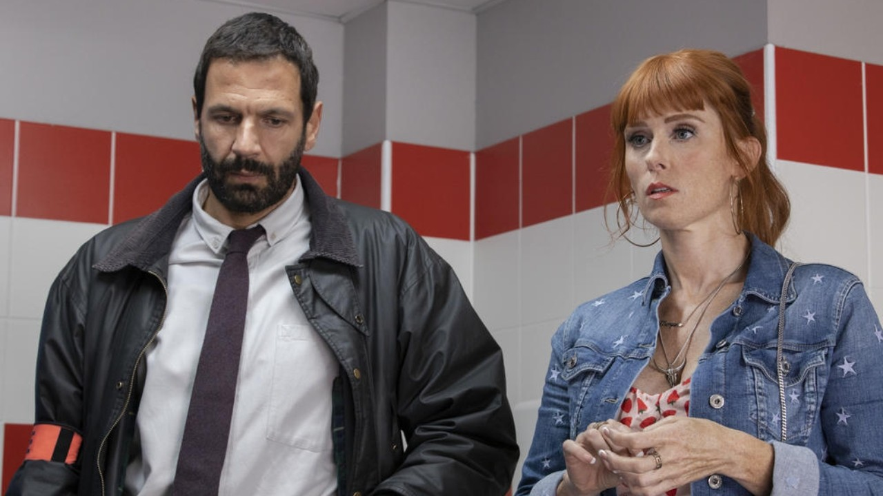 HPI on TF1: why Mehdi Nebbou and Audrey Fleurot were surprised by the end of season 1 - News Series on TV