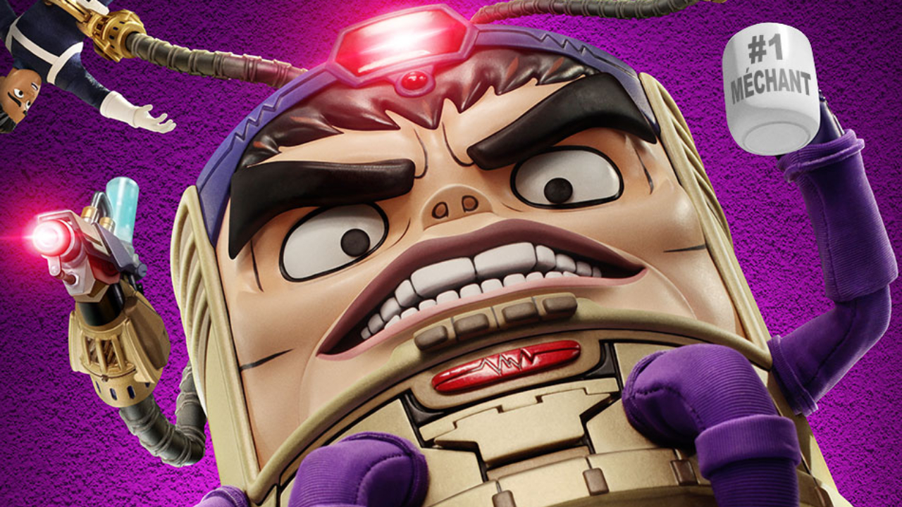 MODOK on Disney +: what is this animated sitcom about a Marvel super villain in the midst of a crisis?  - News Series on TV
