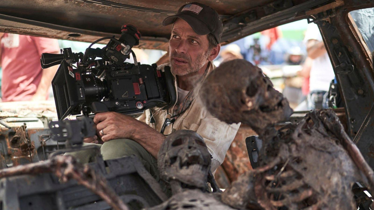 """Army of the Dead on Netflix: """"Las Vegas is both heaven and hell"""" for Zack Snyder"""