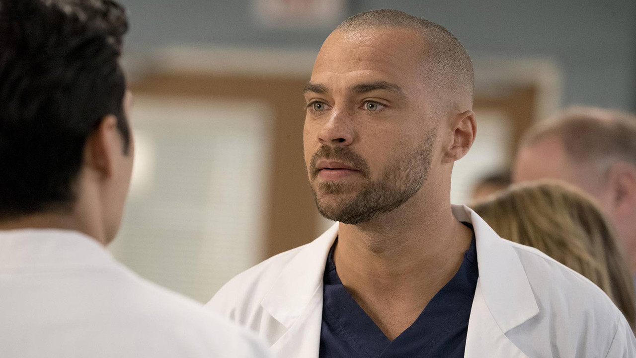 Grey's Anatomy: Jesse Williams discusses a possible spin-off on Jackson and April