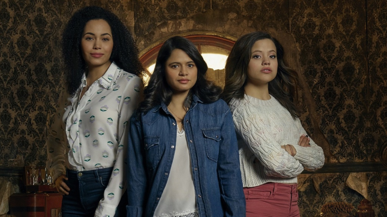 Charmed on Salto: 5 things to know about the reboot of the cult series - news series on TV
