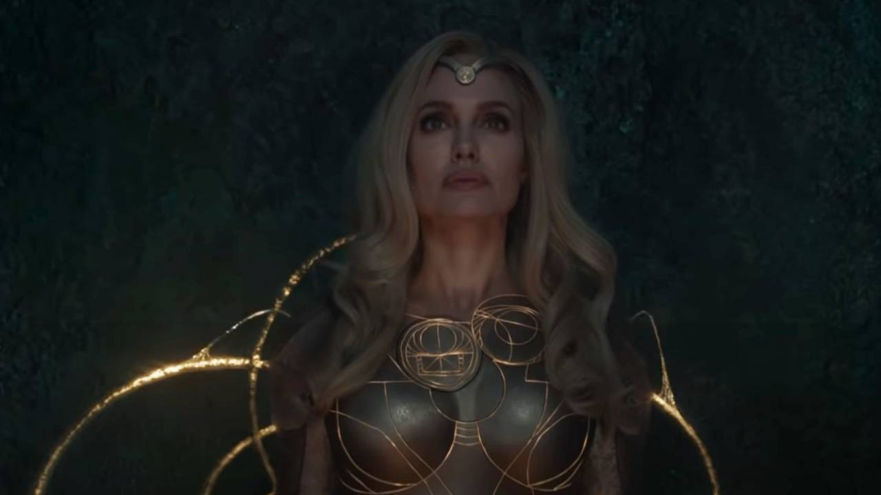 The Eternals: How is Thena (Angelina Jolie) related to Thanos?  - Cinema News