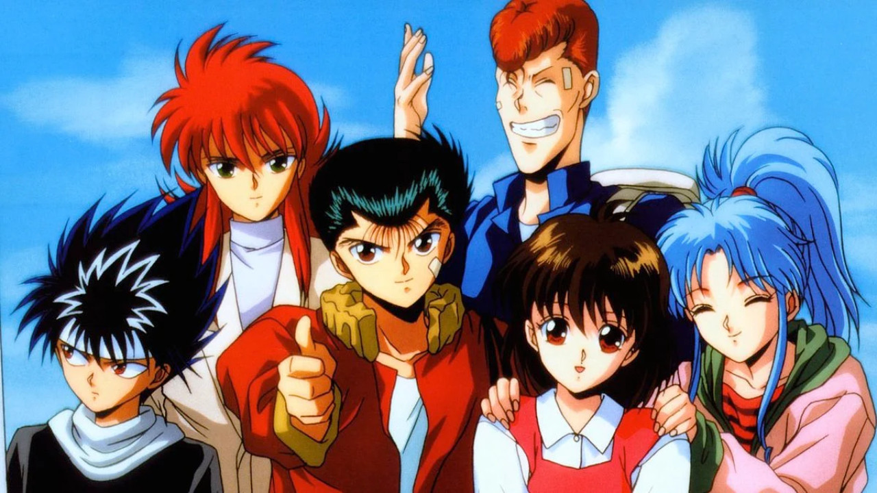 Yu Yu Hakusho The Movie on DNA: what is this film derived from the famous manga?  - Cinema News
